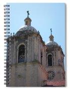 Bell Towers Spiral Notebook