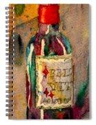 Bella Vita Spiral Notebook
