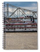Belle Of Cincinnati  Spiral Notebook