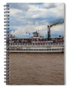 Belle Of Louisville Spiral Notebook