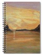 Belle River II Spiral Notebook