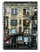 Bellingham Architecture Spiral Notebook