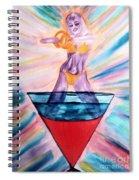 Bellini Spiral Notebook