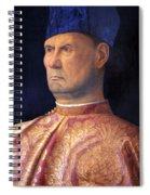 Bellini's Giovanni Emo Spiral Notebook