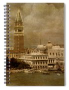 Bellissima Venezia Spiral Notebook