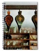 Bellows In General Store Spiral Notebook