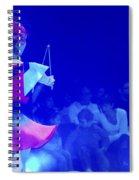 Bellucci Circus  Spiral Notebook