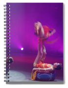 Bellucci Circus  Spiral Notebook