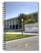 Belmont Plaza Olympic Pool Spiral Notebook