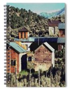 Belmont Town Spiral Notebook