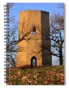 Beloit Historic Water Tower Spiral Notebook