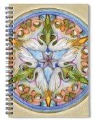 Beloved Mandala Spiral Notebook