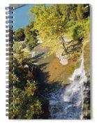 Below The Ledge Spiral Notebook