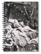 Belshazzars Feast Spiral Notebook
