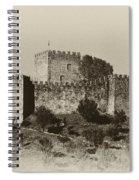 Belver Castle Spiral Notebook