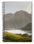 Ben Nevis Spiral Notebook