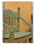 Bench Spiral Notebook