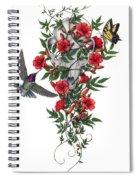 Beneath Summer's Promise Spiral Notebook