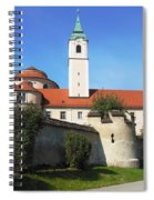 Benedictine Abbey Spiral Notebook