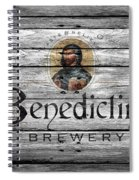 Benedictine Brewery Spiral Notebook