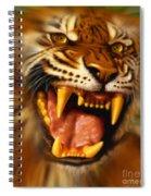 Bengal Spiral Notebook