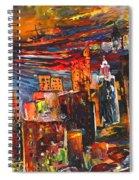 Benidorm 03 Spiral Notebook