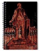 Benito Juarez Spiral Notebook