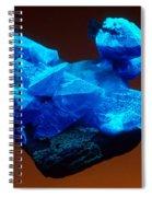 Benitoite Spiral Notebook