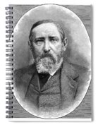 Benjamin Harrison (1833-1901) Spiral Notebook