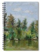 Benson Sculpture Park Spiral Notebook