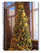 Benson Towers - Fleur De Lis Tree - New Orleans La Spiral Notebook