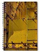 Bent Ladder Spiral Notebook