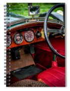 Bentley 3 Litre Spiral Notebook
