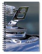 Bentley Reflections Spiral Notebook