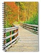 Berea Bike Path Spiral Notebook