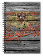 Berghoff Spiral Notebook