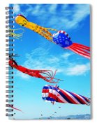 Berkeley Kite Festival 1 Spiral Notebook