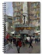 Berlin Alexanderplatz Spiral Notebook