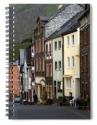 Bernkastel Germany Spiral Notebook