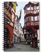 Bernkastel Germany Spiral Notebook