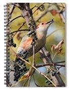 Berry Good Spiral Notebook