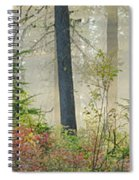 Berry Patch Pano Spiral Notebook