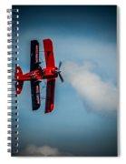 Bert Hunter Spiral Notebook