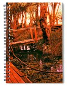 Berth 14 Dock Spiral Notebook