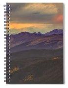 Berthoud Pass Spiral Notebook