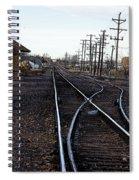 Berthoud R R Station Spiral Notebook
