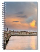 Berwick And Its Old Bridge Spiral Notebook