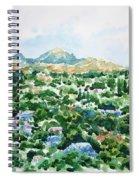 Beshtau Spiral Notebook