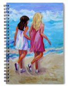 Best Friends Forever Spiral Notebook