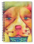 Best In Show Dog A Tude One Spiral Notebook